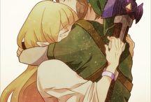 Legend of Zelda :3