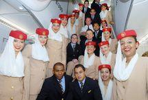 Emirates cabin crew beauty
