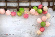 Cotton Ball Lights: Wasze ulubione.