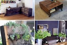 Really? Pallets! / by Lisa Moreland