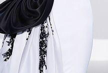 Bianco E Nero da sera
