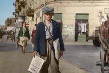 Warszawa lata 40-te ( po wojnie)