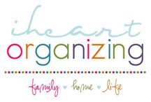 Organizing / by Pam Hamilton