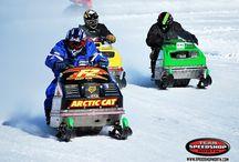 Vintage snowmobiles / Vintage snowmobiles sleds and racing