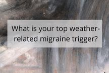 Migraine Pop Questions / This board addresses the important migraine questions for the Migraine Again community.