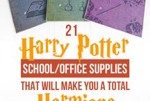 Back to School: Harry Potter