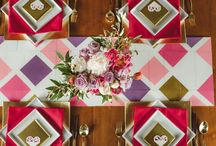 Geometric / by Wedding and Event Institute