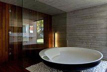 tublife/bathrooms / by Melissa Kozniacki