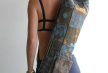 Ethical yoga bags