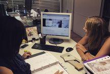 Equipo Clysa / Os mostramos al equipo Clysa trabajando, en reuniones y en eventos.
