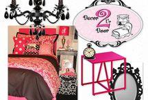 Dorm Room Ideas~
