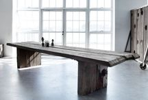 Thors Design / Danish furniture made of bulwark from Danish ferry ports.