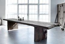 Thors Design / Danish furniture made of bulwark from Danish ferry ports.
