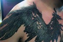 selvinspirerte tattoos