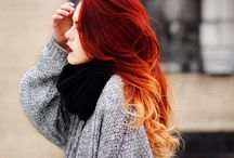 Red / Red hair