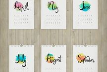 Calli - Calendar