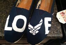 Air Force Baby <3 / by Olivia Cramblet