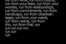 Run! / by Sandra Baur