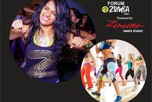 Zumba Fun @ Forum Neighbourhood Mall!