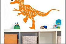 Rydder's Dinosaur Bedroom