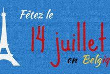 14 juillet 2016 en Belgique / Retrouvez les évènements organisés pour le 14 juillet 2016 à Bruxelles et dans différentes villes de Belgique !