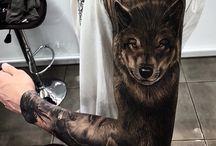 Tatto arm