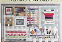 Craft Room / by Mary Anne Flesch