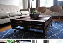 Furniture / Pallets