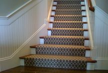Staircases with a statement!