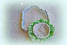 elastic hairbands - ελαστικές κορδέλες μαλλιών / elastic hairbands-ελαστικές κορδέλες- στέκες