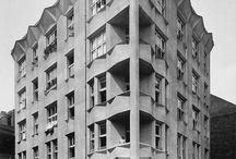 Czech 20's century architecture