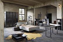 Loftleben / Einrichten im Loftil, Industrial Chic, Wohnung mit Loft-Charakter