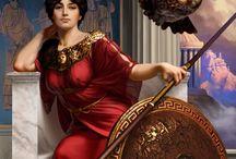 Gods-Mythology