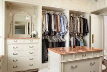 Closets with Cabinets