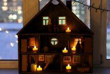 gnome's house / Детали домика гномов. Gnome's house's details.  https://www.instagram.com/domikgnomov