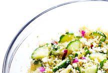 quinioa salads