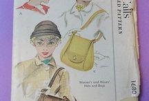 1950s ladies trouser suits