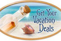 Beach getaway planning ideas / by Alicia Murphy