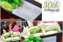 Birthday and gifting