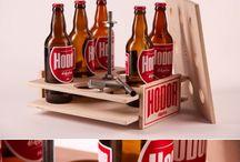 zajímavé nápady dárků pro alkohol