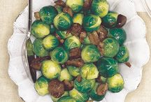Brussel sprout recipes / Sprouts will never be boring again… Try our recipes with anything from zesty breadcrumbs to bacon, to chestnuts to a creamy glaze. SO good!