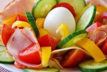 Jíme, abychom žili. / Jíme zdravě, chutně a s radostí :-)