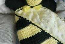 objetos de apego crochet