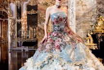 Floral Fantasy Gowns