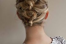 Hairstyles I Will Attempt / by Kelly Wickham