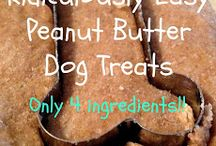 Dog Treats / by Shannon Woodmansee