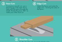 Tecnicas de union en madera