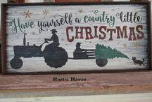 Christmas ideas pallets
