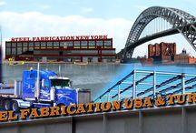 Steel Fabrication / Steel Fabrication
