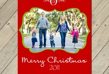 Christmas Card Ideas / by Delaine Gilden